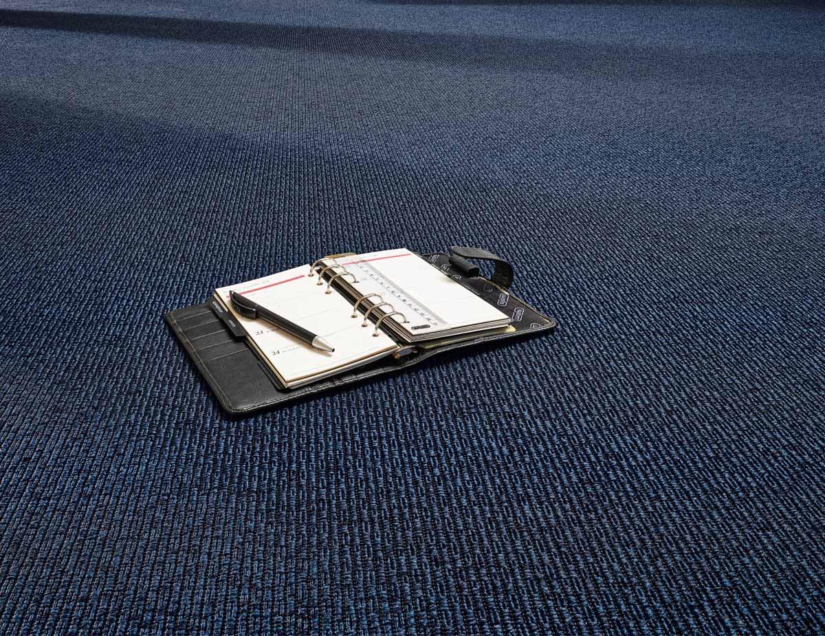 Gewebter Teppich
