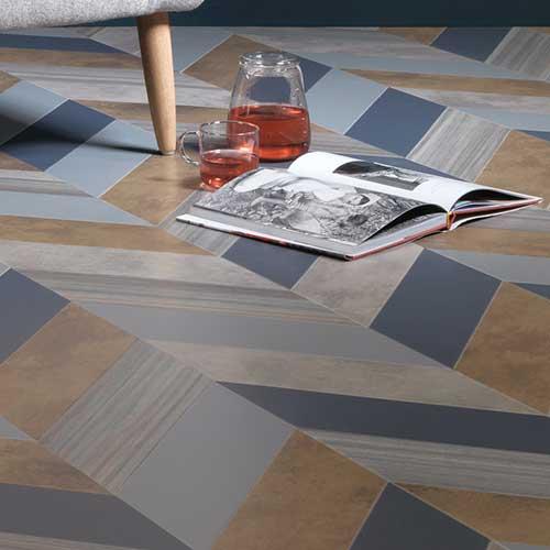 Beispielfoto elastischer Bodenbelag
