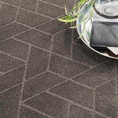 Beispielfoto textiler Bodenbelag